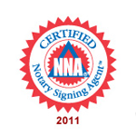 Notary Signing Agent Logo